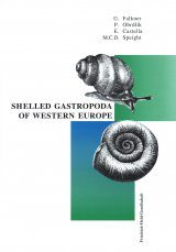 Shelled Gastropoda of Western Europe: Book and CD-ROM