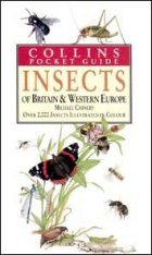 Collins Pocket Guide to the Insects of Britain and Western Europe