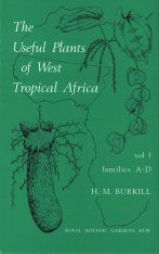 The Useful Plants of West Tropical Africa (6-Volume Set)