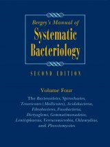 Bergey's Manual of Systematic Bacteriology, Volume 4