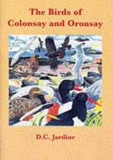 The Birds of Colonsay and Oronsay