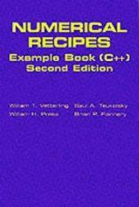 Numerical Recipes Example Book (C++) Image