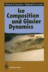 Ice Composition and Glacier Dynamics