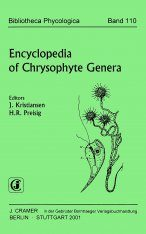 Encyclopedia of Chrysophyte Genera
