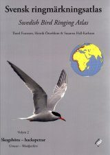 Swedish Bird Ringing Atlas / Svensk Ringmärkningsatlas, Volume 2 Image