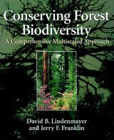 Conserving Forest Biodiversity