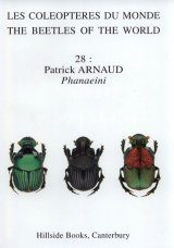 The Beetles of the World, Volume 28: Phanaeini [English / French]