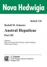 Austral Hepaticae, Part III