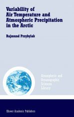 Variability of Air Temperature and Atmospheric Precipitation in the