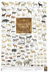 Ungulates of Africa - Poster