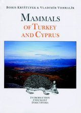 Mammals of Turkey and Cyprus, Volume 1 Image