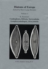 Diatoms of Europe, Volume 4: Cymbopleura, Delicata, Navicymbula, Gomphocymbellopsis, Afrocymbula Supplements to Cymbelloid Taxa