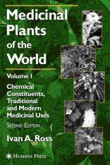 Medicinal Plants of the World, Volume 1 Image