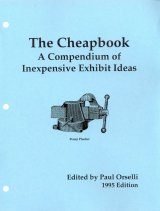 The Cheapbook: A Compendium of Inexpensive Exhibit Ideas Image