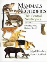 Mammals of the Neotropics: Volume 3 Image
