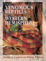 The Venomous Reptiles of the Western Hemisphere (2-Volume Set)