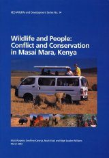 Wildlife and People: Conflict and Conservation in Masai Mara, Kenya Image