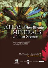Atlas of Non-Silicate Minerals in Thin Section Image
