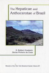 The Hepaticae and Anthocerotae of Brazil