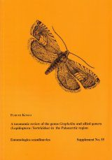 A Taxonomic Revision of the Genus Grapholita and Allied Genera (Lepidoptera: Tortricidae) in the Palaearctic Region Image