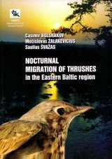 Nocturnal Migration of Thrushes in the Eastern Baltic Region