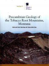 Precambrian Geology of the Tobacco Root Mountains, Montana Image
