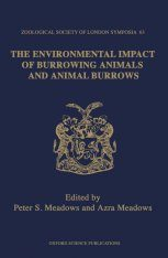 The Environmental Impact of Burrowing Animals and Animal Burrows