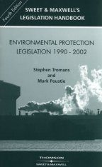 Environmental Protection Legislation 1990-2002
