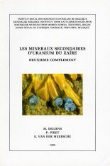 Les Minéraux Secondaires d'Uranium du Zaïre, Complément 2 [The Secondary Minerals of Uranium from Zaire, Supplement 2] Image