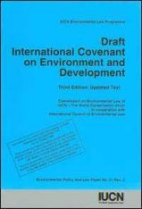 Draft International Covenant on Environment and Development Image