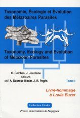 Taxonomy, Ecology and Evolution of Metazoan Parasites (2-Volume Set)