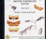 British Tortricoid Moths, Volumes 1 and 2