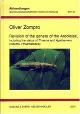 Revision of the Genera of the Areolatae, Including the Status of Timema and Agathemera (Insecta, Phasmatodea)
