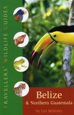 Travellers' Wildlife Guides: Belize and Northern Guatemala Image