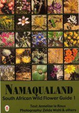 South African Wildflower Guide No. 1: Namaqualand Image