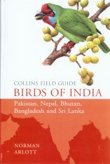 Collins Field Guide: Birds of India Image