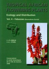 Tropical African Flowering Plants: Ecology and Distribution, Volume 4