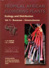 Tropical African Flowering Plants: Ecology and Distribution, Volume 5
