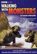 Walking With Monsters - DVD (Region 2)