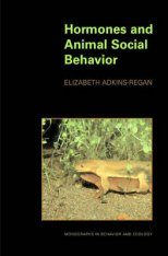 Hormones and Animal Social Behavior Image