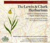 The Lewis and Clark Herbarium Image