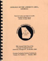 Geology of the Americus Area: Structure, Geomorphology, Hydrology, and Economic Geology Image