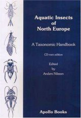 Aquatic Insects of North Europe, Volumes 1 and 2 Image