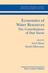 The Economics of Water Resources: The Contributions of Dan Yaron