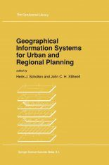 Geographical Information Systems for Urban and Regional Planning