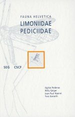 Fauna Helvetica 14: Limoniidae & Pediciidae de Suisse [English / French / German]