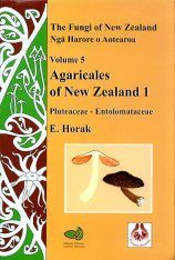 The Fungi of New Zealand, Volume 5: Agaricales of New Zealand 1
