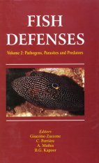 Fish Defenses, Volume 2: Pathogens, Parasites and Predators