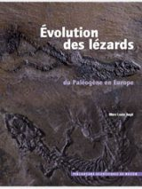 Evolution des Lézards du Paléogène en Europe [Evolution of Paleogene Lizards in Europe]