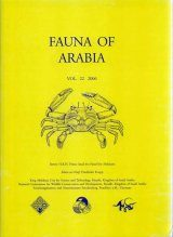 Fauna of Arabia, Volume 22